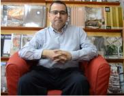 Antonio Rivero (librería Canaima)